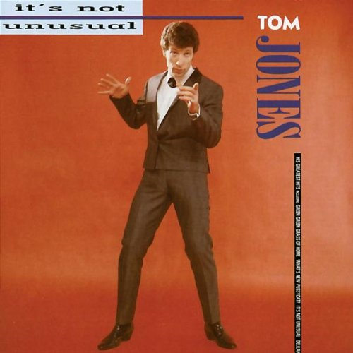 Tom Jones, I'm Coming Home, Piano, Vocal & Guitar