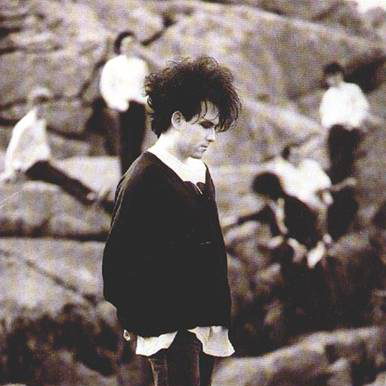 The Cure, Round & Round & Round, Piano, Vocal & Guitar (Right-Hand Melody)