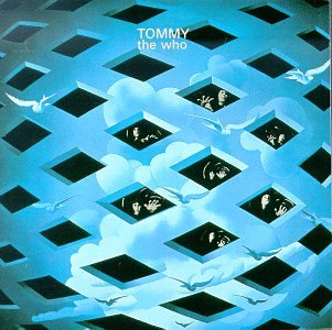The Who, Tommy Can You Hear Me, Piano, Vocal & Guitar (Right-Hand Melody)