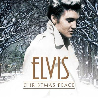 Elvis Presley, Blue Christmas, Piano