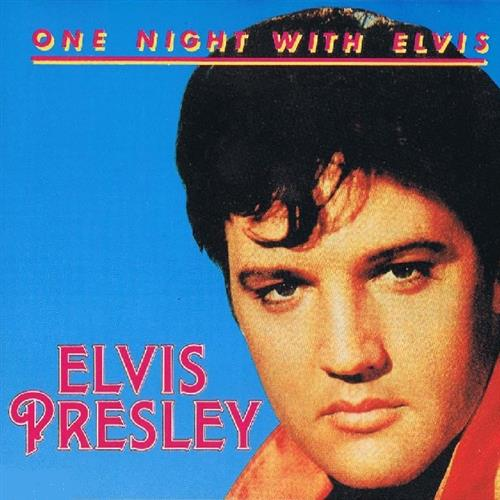 Elvis Presley, (You're So Square) Baby I Don't Care, Piano, Vocal & Guitar (Right-Hand Melody)