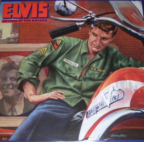 Elvis Presley, (Marie's The Name) His Latest Flame, Piano, Vocal & Guitar (Right-Hand Melody)