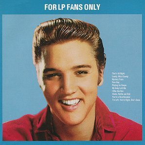 Elvis Presley, My Baby Left Me, Piano, Vocal & Guitar (Right-Hand Melody)
