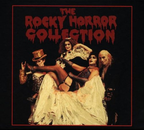 Richard O'Brien, Eddie's Teddy (from The Rocky Horror Picture Show), Piano, Vocal & Guitar (Right-Hand Melody)
