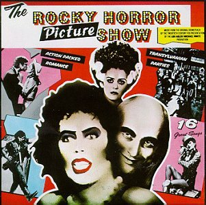 Richard O'Brien, The Time Warp (from The Rocky Horror Picture Show), Piano, Vocal & Guitar (Right-Hand Melody)
