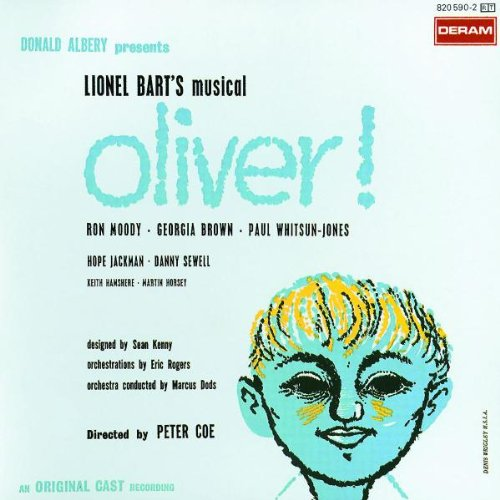 Lionel Bart, Oom-Pah-Pah (from Oliver!), Piano, Vocal & Guitar (Right-Hand Melody)