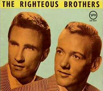 The Righteous Brothers, Unchained Melody, Piano, Vocal & Guitar