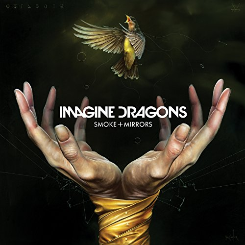 Imagine Dragons, Trouble, Piano, Vocal & Guitar (Right-Hand Melody)