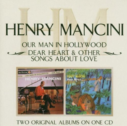 Henry Mancini, Dear Heart, Piano