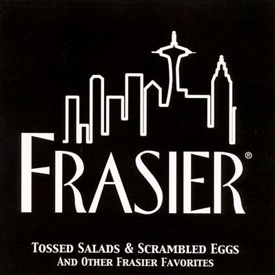 Bruce Miller, Theme From Frasier, Piano, Vocal & Guitar (Right-Hand Melody)