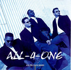 All-4-One, I Can Love You Like That, Piano, Vocal & Guitar (Right-Hand Melody)