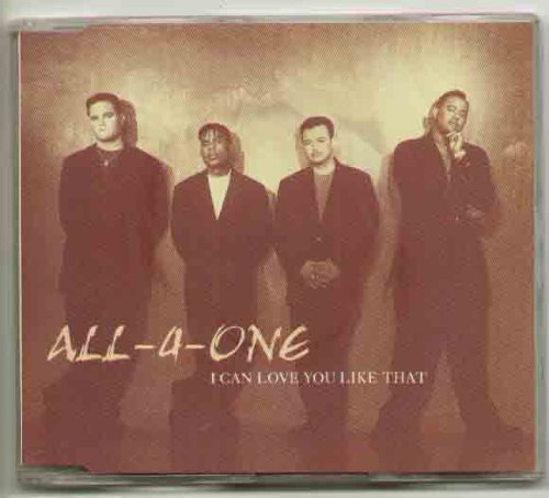 All-4-One, Someday (from Walt Disney's The Hunchback Of Notre Dame), Piano, Vocal & Guitar (Right-Hand Melody)