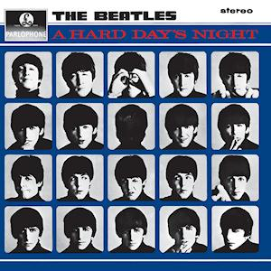 The Beatles, Can't Buy Me Love, Piano, Vocal & Guitar (Right-Hand Melody)
