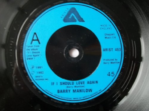 Barry Manilow, Could It Be Magic, Piano, Vocal & Guitar (Right-Hand Melody)