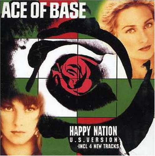 Ace Of Base, Don't Turn Around, Piano, Vocal & Guitar (Right-Hand Melody)