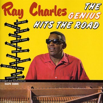 Ray Charles, Georgia On My Mind, Piano, Vocal & Guitar (Right-Hand Melody)