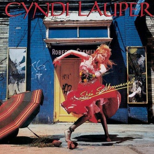 Cyndi Lauper, Girls Just Want To Have Fun, Piano, Vocal & Guitar (Right-Hand Melody)