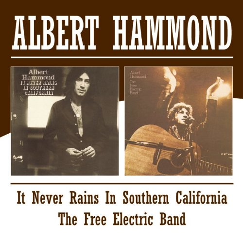 Albert Hammond, It Never Rains In Southern California, Piano, Vocal & Guitar (Right-Hand Melody)