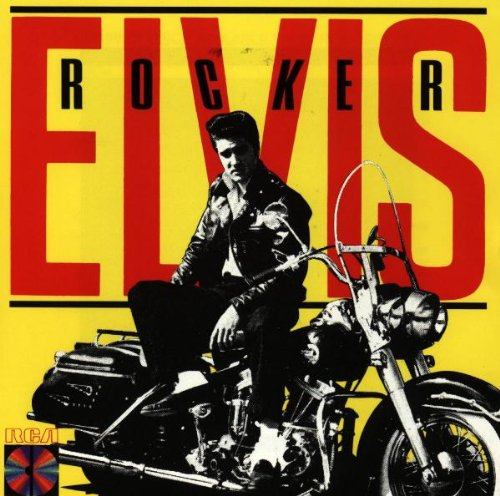 Elvis Presley, Jailhouse Rock, Piano, Vocal & Guitar (Right-Hand Melody)