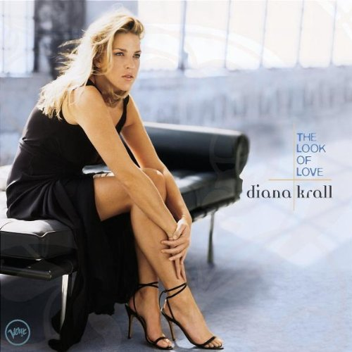 Diana Krall, The Look Of Love, Piano, Vocal & Guitar (Right-Hand Melody)