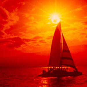 Hugh Williams, Red Sails In The Sunset, Piano, Vocal & Guitar (Right-Hand Melody)