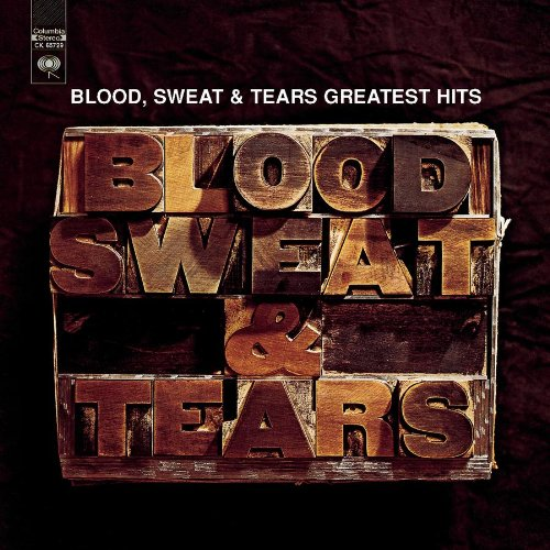 Blood, Sweat & Tears, Spinning Wheel, Piano, Vocal & Guitar (Right-Hand Melody)