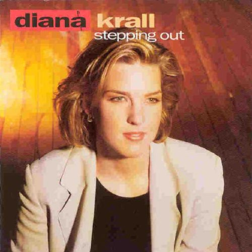 Diana Krall, This Can't Be Love, Piano, Vocal & Guitar (Right-Hand Melody)