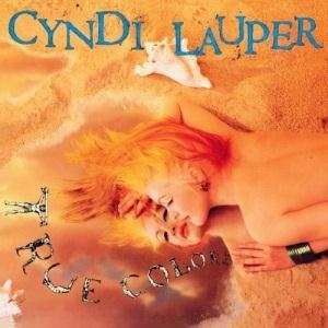 Cyndi Lauper, True Colors, Piano, Vocal & Guitar (Right-Hand Melody)