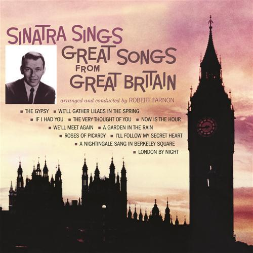 Frank Sinatra, The Very Thought Of You, Piano, Vocal & Guitar (Right-Hand Melody)