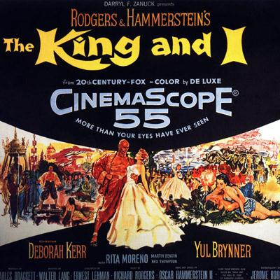 Rodgers & Hammerstein, Getting To Know You, Piano, Vocal & Guitar (Right-Hand Melody)