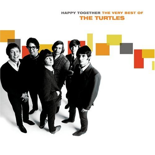 The Turtles, Happy Together, Piano, Vocal & Guitar (Right-Hand Melody)