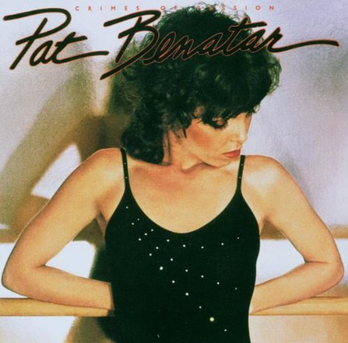 Pat Benatar, Hit Me With Your Best Shot, Piano, Vocal & Guitar (Right-Hand Melody)
