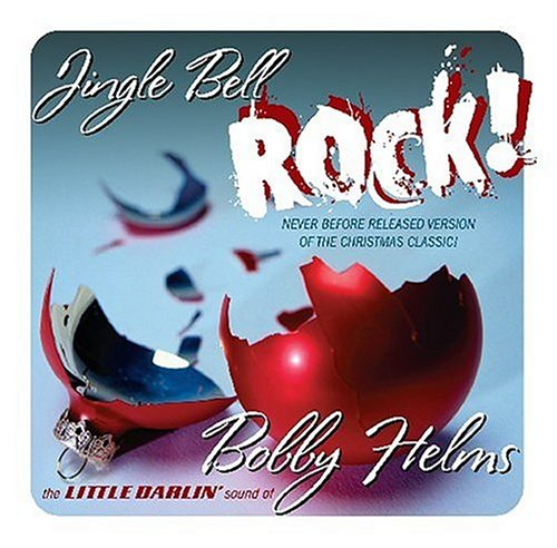 Bobby Helms, Jingle-Bell Rock, Piano, Vocal & Guitar (Right-Hand Melody)