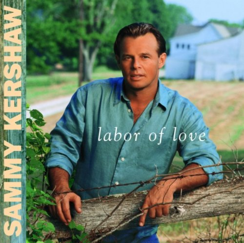 Sammy Kershaw, Love Of My Life, Piano, Vocal & Guitar (Right-Hand Melody)