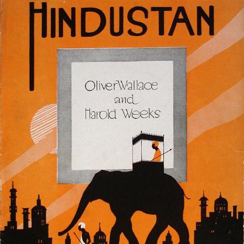 Harold Weeks, Hindustan, Piano, Vocal & Guitar (Right-Hand Melody)