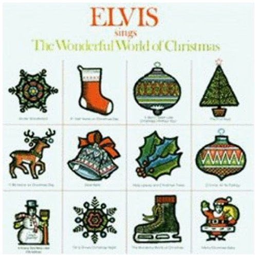 Elvis Presley, I'll Be Home On Christmas Day, Piano, Vocal & Guitar (Right-Hand Melody)