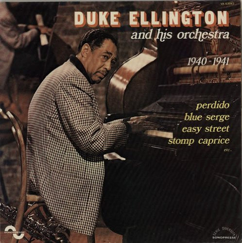 Duke Ellington, Sidewalks Of New York, Piano, Vocal & Guitar (Right-Hand Melody)