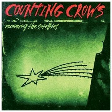 Counting Crows, A Long December, Piano, Vocal & Guitar (Right-Hand Melody)