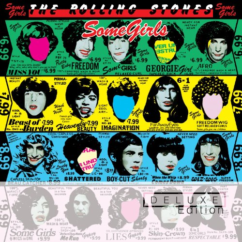 The Rolling Stones, Beast Of Burden, Piano, Vocal & Guitar (Right-Hand Melody)
