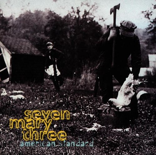 Seven Mary Three, Cumbersome, Piano, Vocal & Guitar (Right-Hand Melody)