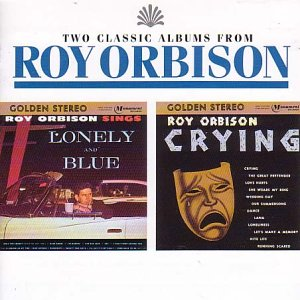 Roy Orbison, Only The Lonely (Know The Way I Feel), Piano, Vocal & Guitar (Right-Hand Melody)