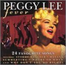 Peggy Lee, Is That All There Is, Piano, Vocal & Guitar (Right-Hand Melody)