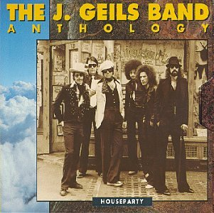 J. Geils Band, Freeze Frame, Piano, Vocal & Guitar (Right-Hand Melody)