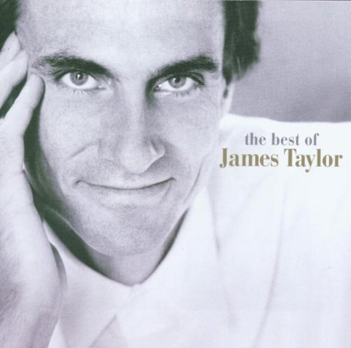 James Taylor, Something In The Way She Moves, Piano, Vocal & Guitar (Right-Hand Melody)