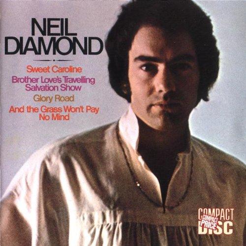 Neil Diamond, Sweet Caroline, Piano, Vocal & Guitar (Right-Hand Melody)