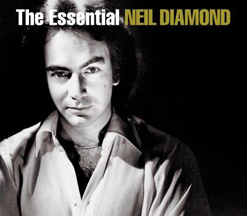 Neil Diamond, Cracklin' Rosie, Piano, Vocal & Guitar (Right-Hand Melody)