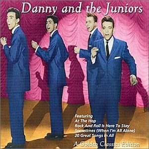 Danny & The Juniors, At The Hop, Piano, Vocal & Guitar (Right-Hand Melody)