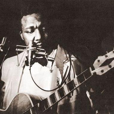 J.B. Lenoir, Eisenhower Blues, Piano, Vocal & Guitar (Right-Hand Melody)