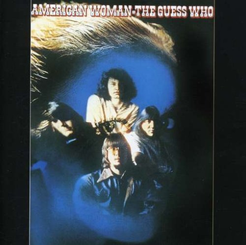 The Guess Who, American Woman, Piano, Vocal & Guitar (Right-Hand Melody)
