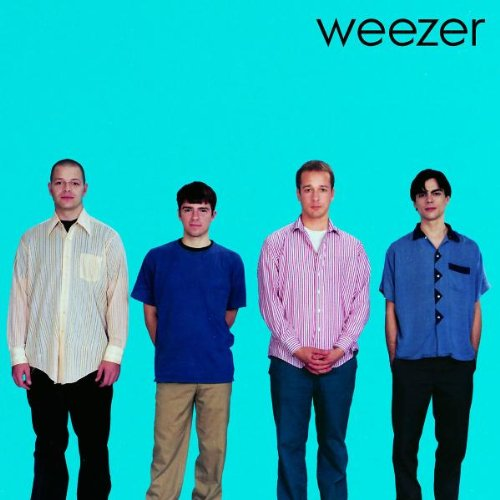 Weezer, Buddy Holly, Piano, Vocal & Guitar (Right-Hand Melody)